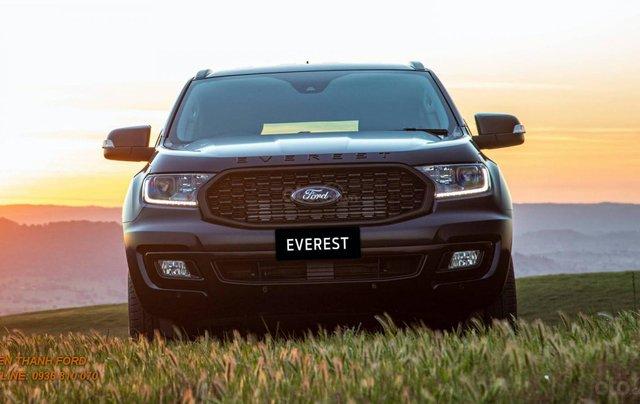 Ford Everest 2020 - nhiều ưu đãi - giá cạnh tranh1