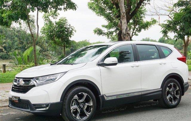 Honda Ô Tô Mỹ Đình - Honda CRV giá tốt nhất miền bắc - khuyến mãi lớn ưu đãi ngập tràn - cọc ngay trong tháng 10