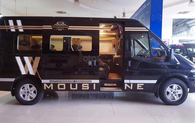 Transit Limousin 10 chỗ giao ngay, đủ màu, ưu đãi khủng, hàng chất lượng0