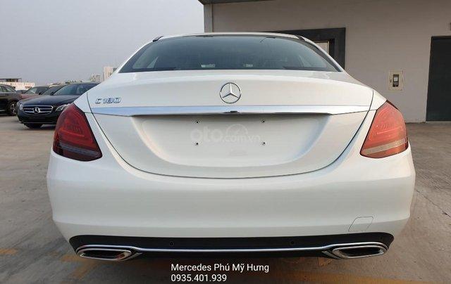 Tiết kiệm 140tr Mercedes C180 Sport 2020, giao ngay, đủ màu sắc6