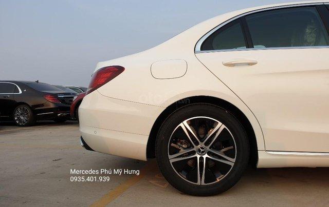 Tiết kiệm 140tr Mercedes C180 Sport 2020, giao ngay, đủ màu sắc5