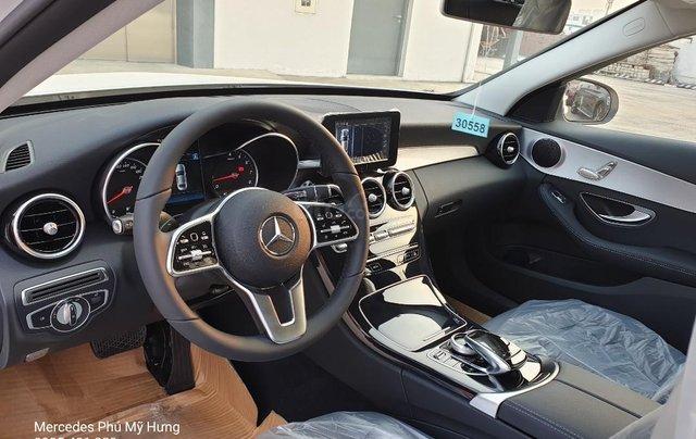 Tiết kiệm 140tr Mercedes C180 Sport 2020, giao ngay, đủ màu sắc13