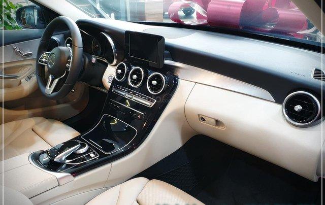 Bán Mercedes-Benz C180 model 2020, chỉ 349tr - giá tốt nhất - nhận xe ngay - bank 80% 5