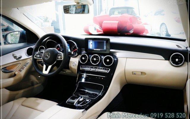 Bán Mercedes-Benz C180 model 2020, chỉ 349tr - giá tốt nhất - nhận xe ngay - bank 80% 9