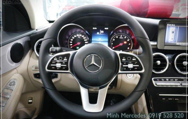 Bán Mercedes-Benz C180 model 2020, chỉ 349tr - giá tốt nhất - nhận xe ngay - bank 80% 12