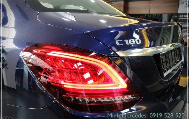 Bán Mercedes-Benz C180 model 2020, chỉ 349tr - giá tốt nhất - nhận xe ngay - bank 80% 13