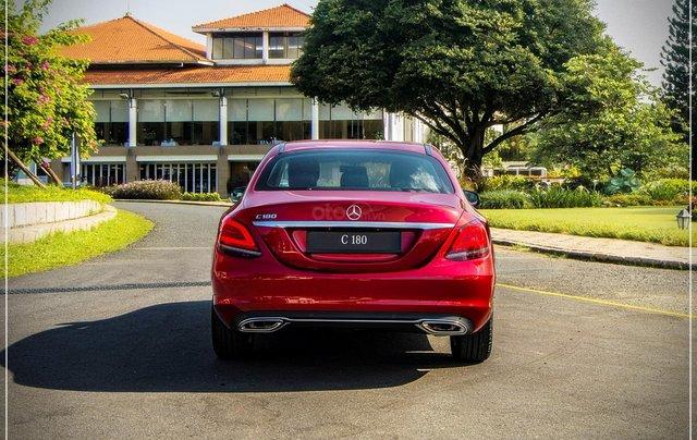 Bán Mercedes-Benz C180 model 2020, chỉ 349tr - nhận xe ngay - bank hỗ trợ 80% - giá tốt nhất 7