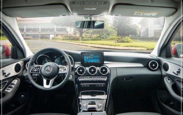 Bán Mercedes-Benz C180 model 2020, chỉ 349tr - nhận xe ngay - bank hỗ trợ 80% - giá tốt nhất 8