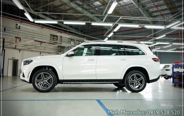 Bán Mercedes-Benz GLS 450 4MATIC All-New 2020 - bank hỗ trợ 80%2