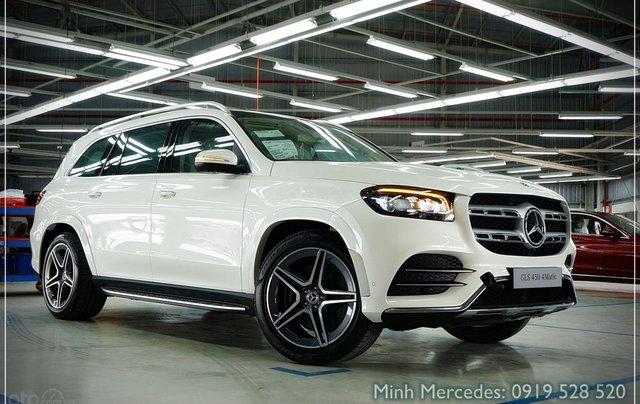 Bán Mercedes-Benz GLS 450 4MATIC All-New 2020 - bank hỗ trợ 80%0