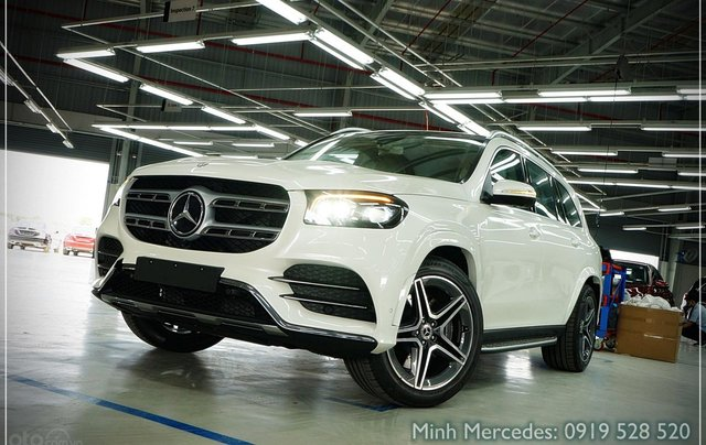 Bán Mercedes-Benz GLS 450 4MATIC All-New 2020 - bank hỗ trợ 80%1