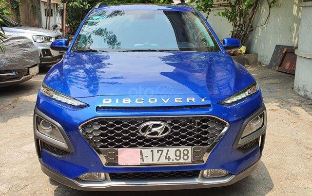 Cần bán xe Hyundai Kona sản xuất 2018, xe mới 98%0
