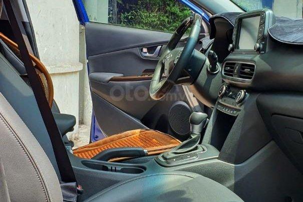 Cần bán xe Hyundai Kona sản xuất 2018, xe mới 98%9