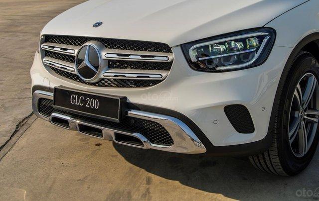 Bán xe Mercedes-Benz GLC200 2020 - Giao xe ngay, giảm giá và nhiều ưu đãi tháng 03/20209