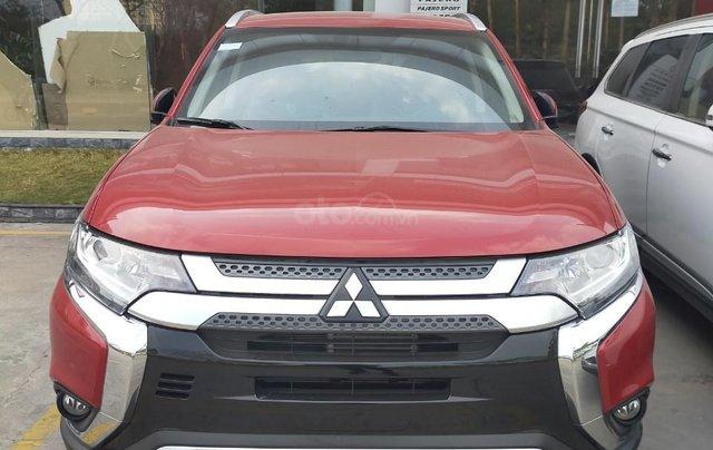 [Mitsubishi Quận 7] New Outlander 2020 - Đủ màu, giao xe nhanh nhất, ưu đãi khủng - 7 chỗ, cách âm tốt - Giá từ 825tr0