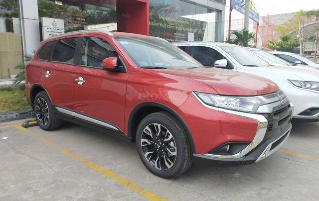 [Mitsubishi Quận 7] New Outlander 2020 - Đủ màu, giao xe nhanh nhất, ưu đãi khủng - 7 chỗ, cách âm tốt - Giá từ 825tr8