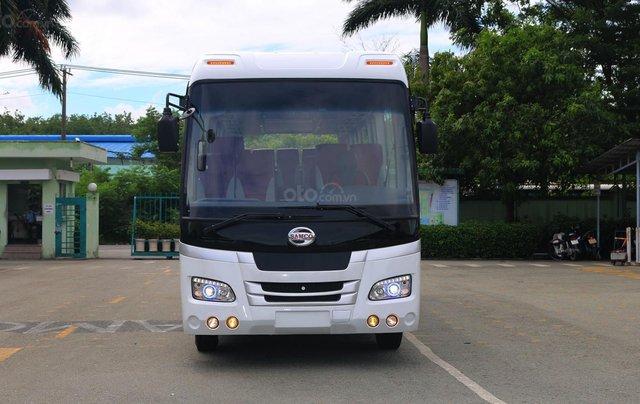 Samco Felix Ci.29/34 chỗ ngồi, được Samco phát triển tiếp nối từ dòng xe Samco Felix mà quý khách hàng đã yêu chuộng 0