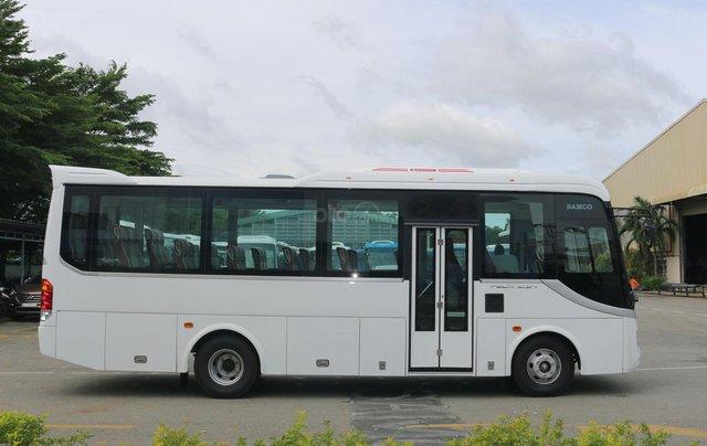 Samco Felix Ci.29/34 chỗ ngồi, được Samco phát triển tiếp nối từ dòng xe Samco Felix mà quý khách hàng đã yêu chuộng 2