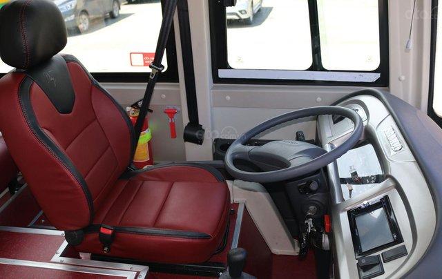 Samco Felix Ci.29/34 chỗ ngồi, được Samco phát triển tiếp nối từ dòng xe Samco Felix mà quý khách hàng đã yêu chuộng 5