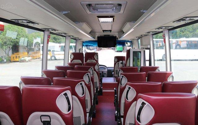 Samco Felix Ci.29/34 chỗ ngồi, được Samco phát triển tiếp nối từ dòng xe Samco Felix mà quý khách hàng đã yêu chuộng 7