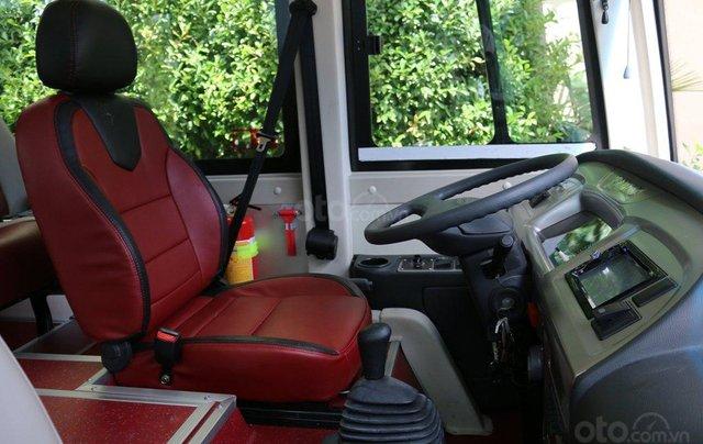 Bán xe khách Samco Felix CI 29/34 chỗ ngồi - động cơ 5.210