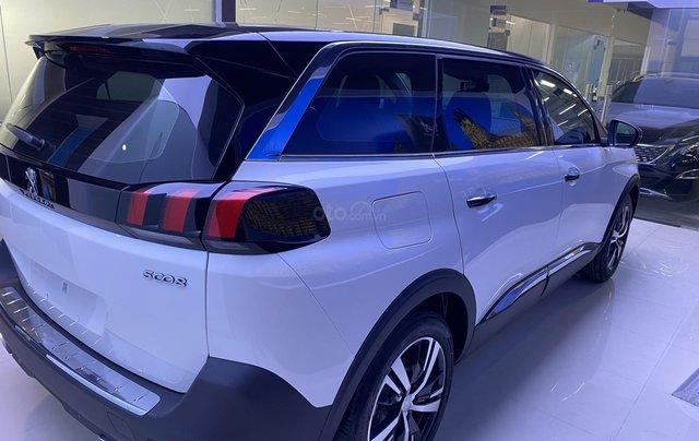 Cần bán gấp Peugeot 5008 màu trắng đời 2020, phiên bản tùy chọn3