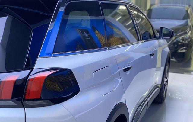 Cần bán gấp Peugeot 5008 màu trắng đời 2020, phiên bản tùy chọn5