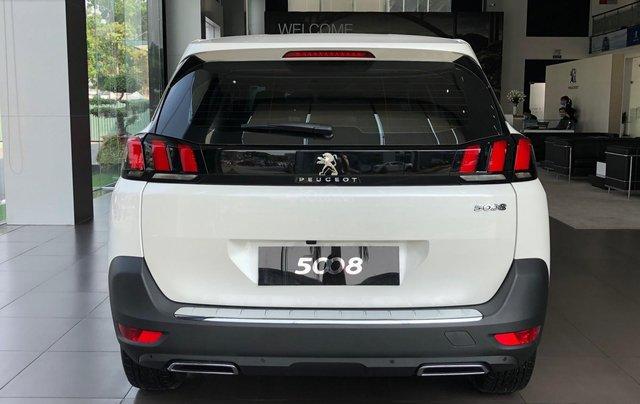 Peugeot 5008 phiên bản tùy chọn 2020 - Giá cực tốt - Peugeot Bình Dương 2