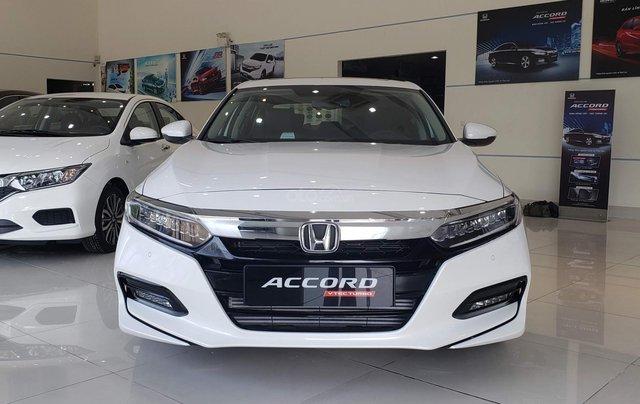 Honda Accord 2020 - giảm giá xe cực khủng - trả góp từ 300Tr, tháng góp 13.9tr - giao xe toàn quốc1