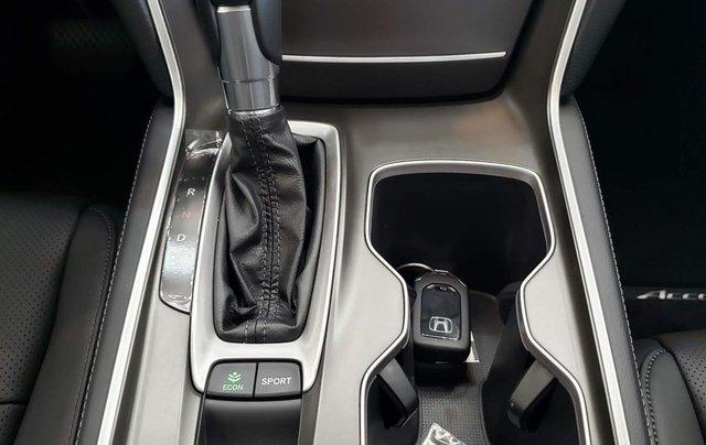Honda Accord 2020 - giảm giá xe cực khủng - trả góp từ 300Tr, tháng góp 13.9tr - giao xe toàn quốc9