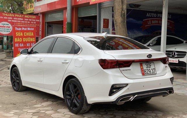 Bán ô tô Kia Cerato đời 2019, màu trắng4