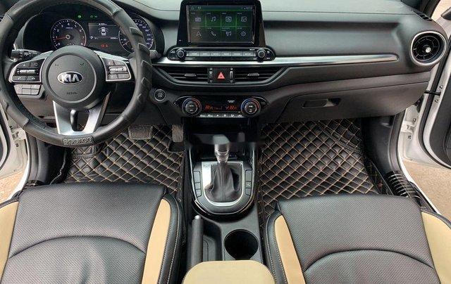 Bán ô tô Kia Cerato đời 2019, màu trắng8