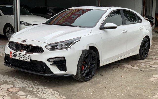 Bán ô tô Kia Cerato đời 2019, màu trắng3
