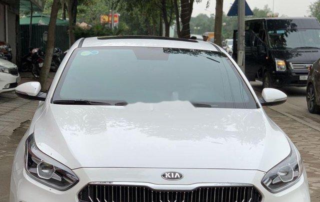 Bán ô tô Kia Cerato đời 2019, màu trắng0