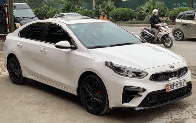 Bán ô tô Kia Cerato đời 2019, màu trắng7