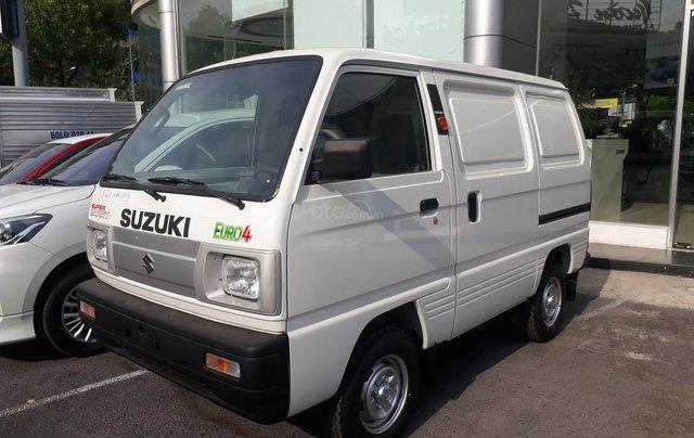 Suzuki Blind Van 2020 xe giao ngay, ưu đãi gần 20 triệu đồng0