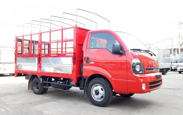 Xe tải Thaco Kia 2T4 tải trọng vào thành phố, động cơ Hyundai nhập khẩu 100%0