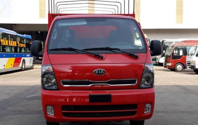 Xe tải Thaco Kia 2T4 tải trọng vào thành phố, động cơ Hyundai nhập khẩu 100%2