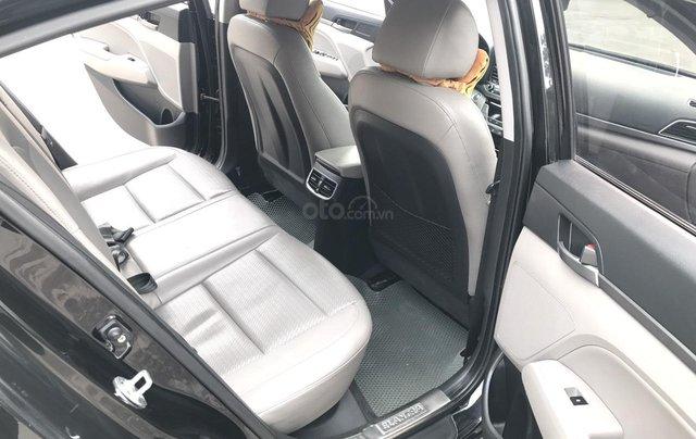 Bán xe Hyundai Elantra 1.6AT 2017, 1 chủ lướt 30.000 km xịn, túi bóng nilon bảo vệ từ hãng vẫn còn nguyên quá mới11