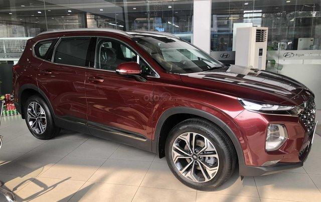 Hyundai Phạm Văn Đồng - Santafe 2020 giá chỉ từ 975 triệu- Đủ màu -Giá tốt - giao xe ngay - Hỗ trợ trả góp lên đến 85%1