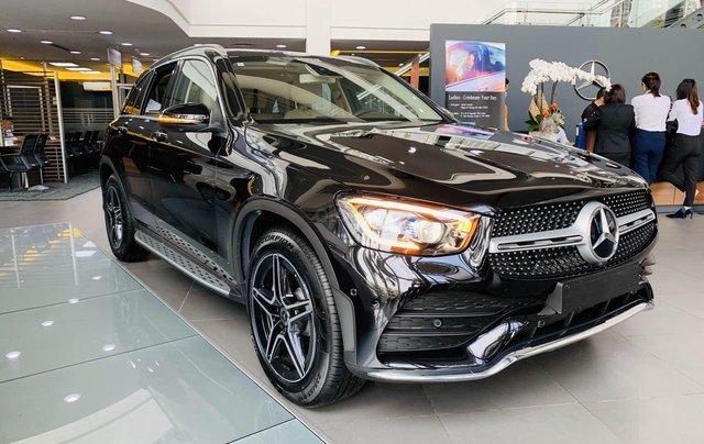 Giá xe Mercedes GLC 300 4Matic 2021, thông số kỹ thuật, giá lăn bánh, khuyến mãi hấp dẫn tháng 01/20214