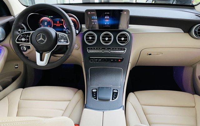 Giá xe Mercedes GLC 300 4Matic 2021, thông số kỹ thuật, giá lăn bánh, khuyến mãi hấp dẫn tháng 01/20218
