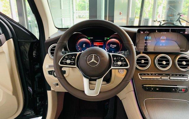 Giá xe Mercedes GLC 300 4Matic 2021, thông số kỹ thuật, giá lăn bánh, khuyến mãi hấp dẫn tháng 01/20219