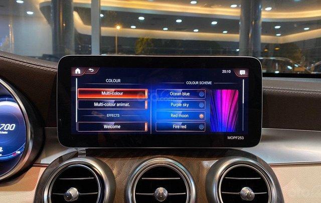 Xe SUV Mercedes-Benz GLC 200 4Matic 2020, thông số kỹ thuật, giá lăn bánh tháng 01/20213