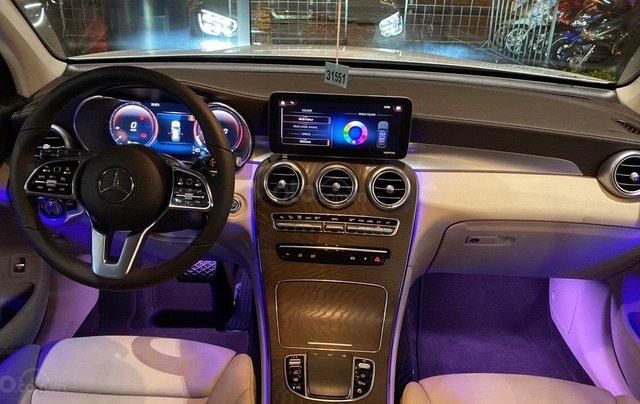Xe SUV Mercedes-Benz GLC 200 4Matic 2020, thông số kỹ thuật, giá lăn bánh tháng 01/20214