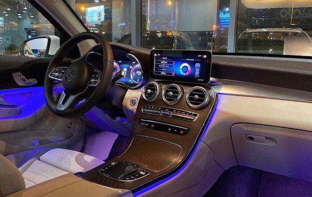 Xe SUV Mercedes-Benz GLC 200 4Matic 2020, thông số kỹ thuật, giá lăn bánh tháng 01/20215