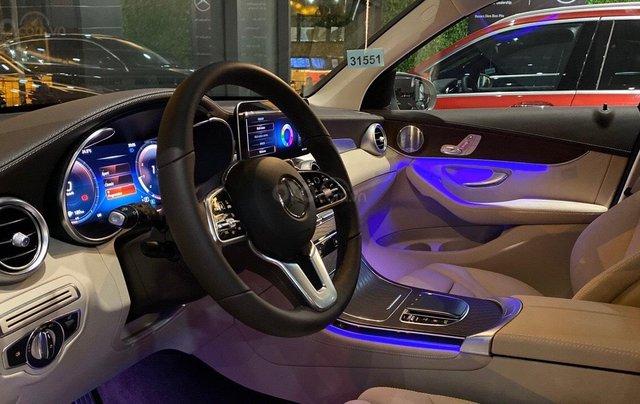 Xe SUV Mercedes-Benz GLC 200 4Matic 2020, thông số kỹ thuật, giá lăn bánh tháng 01/20216