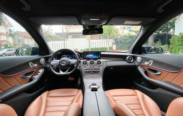 Bán Mercedes C300 AMG 2020, chính chủ chạy lướt biển đẹp giá tốt6