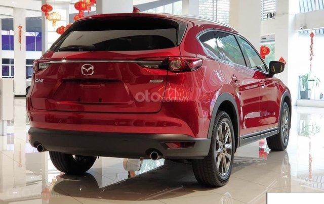 Mazda CX-8 - ưu đãi khủng mùa dịch - tiền mặt + phụ kiện lên đến 120tr - tặng BHVC4