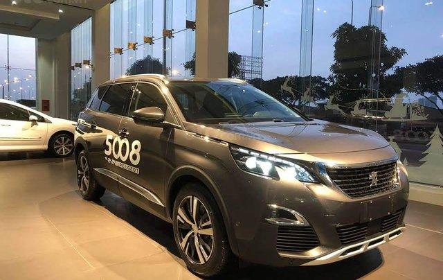 Peugeot 5008 đủ màu, giao xe nhanh - giá tốt nhất - LH để hưởng ưu đãi4